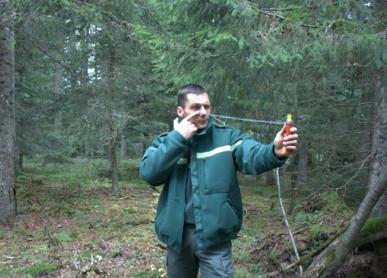 Agent/e forestier/ère
